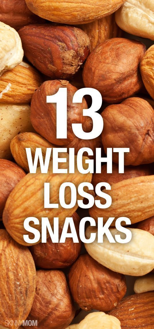 Boost Your Weight Loss with These 13 Snacks Boost Your Weight Loss with These 13 Snacks
