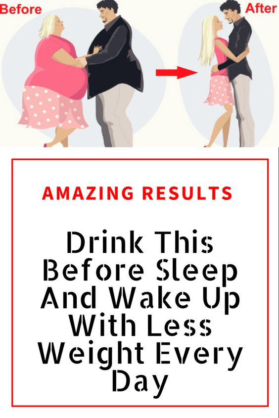 Drink This Before Sleep And Wake Up With Less Weight Every Day Drink This Before Sleep And Wake Up With Less Weight Every Day