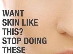 How to Prevent Wrinkles by Nixing Habits that Age Your Skin