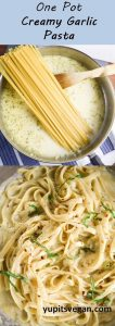 One Pot Creamy Garlic Pasta 106x300 One Pot Creamy Garlic Pasta