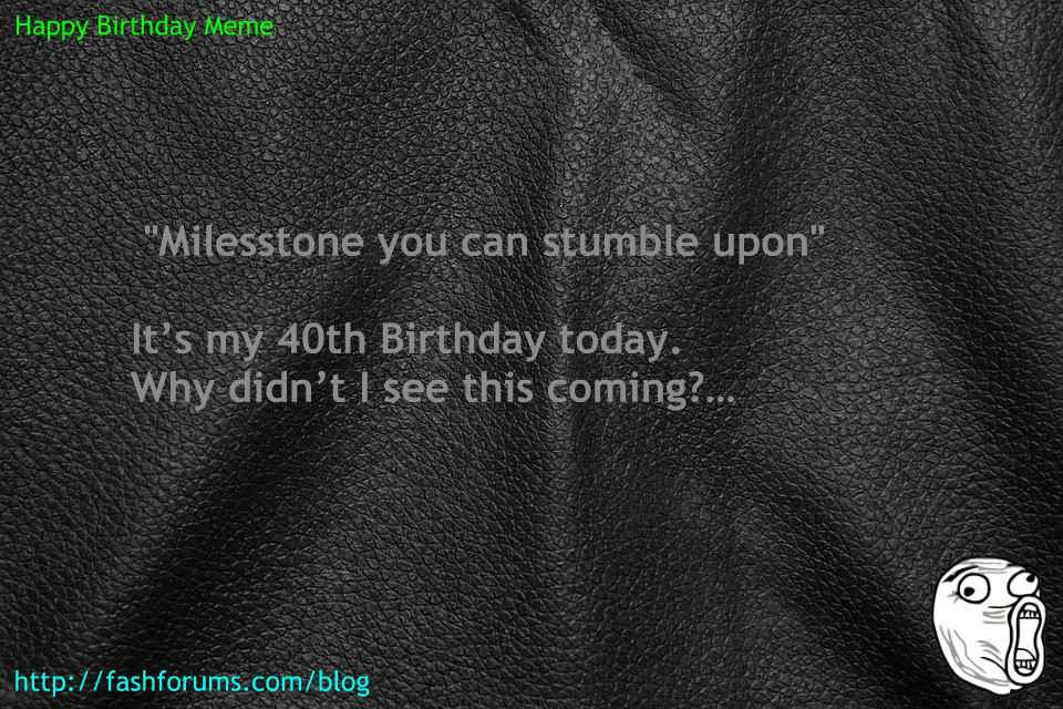 Happy birthday meme stumble upon 60 HAPPY BIRTHDAY MEME BEST EVER