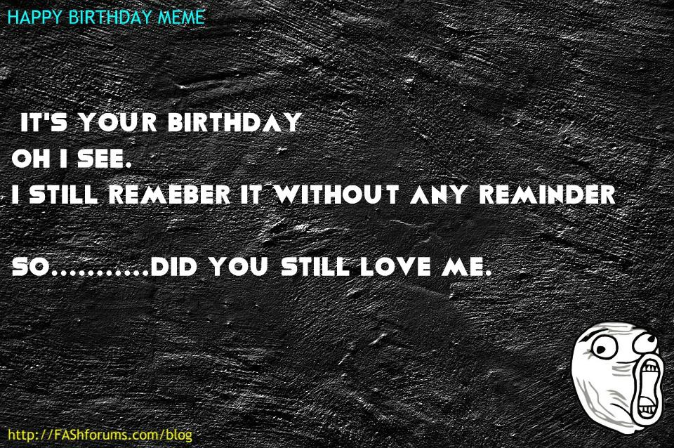 happy birthday meme 60 HAPPY BIRTHDAY MEME BEST EVER