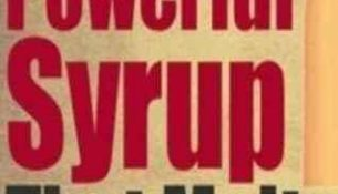 POWERFULL SYRUP THAT MELT KIDNEY STONS