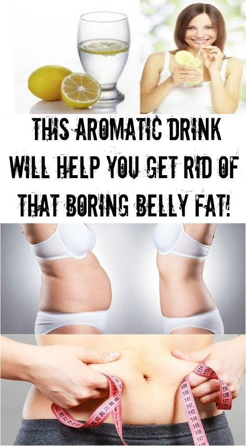 13 3 THIS AROMATIC DRINK WILL HELP YOU GET RID OF THAT BORING BELLY FAT!
