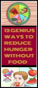 13 GENIUS WAYS TO REDUCE HUNGER WITHOUT FOOD 129x300 13 GENIUS WAYS TO REDUCE HUNGER WITHOUT FOOD