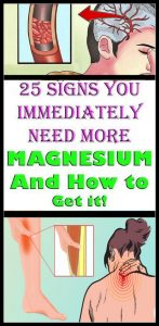 25 Signs you Immediately Need More MAGNESIUM And How to Get it 147x300 25 Signs you Immediately Need More MAGNESIUM, And How to Get it!