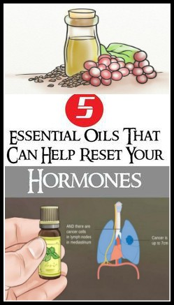 5 Essential Oils That Can Help Reset Your Hormones 5 Essential Oils That Can Help Reset Your Hormones