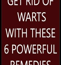 GET RID OF WARTS WITH THESE 6 POWERFUL REMEDIES - Copy
