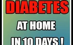 How To Cure Diabetes Naturally At Home In 10 Days!!!