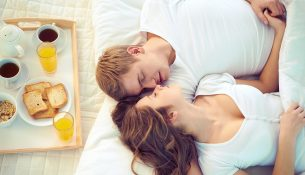 Husbands, How to Help Your Wife Feel Sexy Again