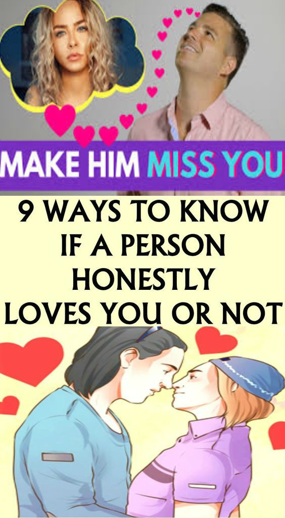 14 9 9 WAYS TO KNOW IF A PERSON HONESTLY LOVES YOU OR NOT