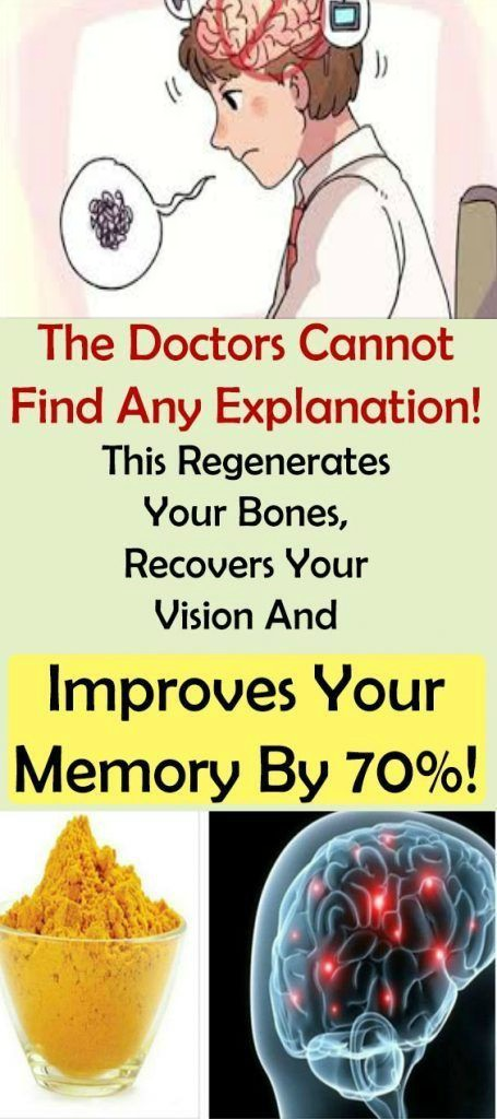 15 6 The Doctors Cannot Find Any Explanation! This Regenerates Your Bones, Recovers Your Vision And Improves Your Memory By 70%!