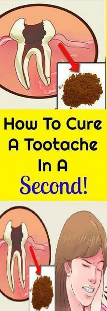 14 3 HERE'S HOW TO CURE A TOOTHACHE IN A SECOND