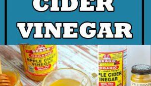 Amazing Health Benefits of Apple Cider Vinegar