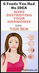 6 Foods You Had No IDEA Were Destroying Your Hormones and Your Skin 33 159x300 6 Foods You Had No IDEA Were Destroying Your Hormones and Your Skin 33