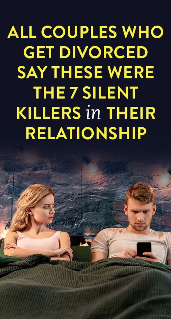 2 3 7 Silent Killers That Can Lead To Divorce In Relationships