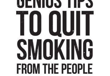 31 Easy Tips To Quit Smoking From People Who Actually Did It